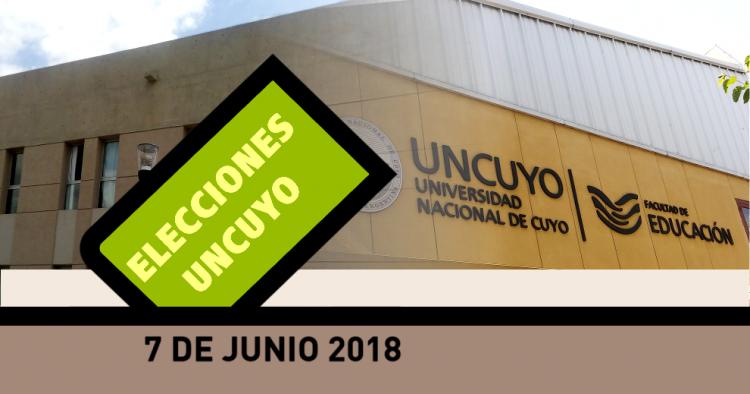 Elecciones jueves 7 de junio: la Facultad de Educación vota en sede Campus