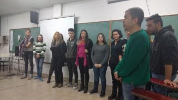 Participación del elenco de la Facultad de Educación en Facultad Abierta