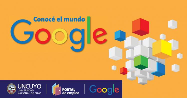 Google Argentina dictará una capacitación en la UNCUYO