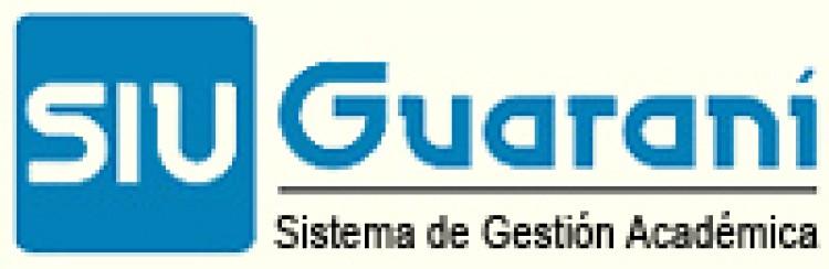 Sistema de Gestión \Guaraní\