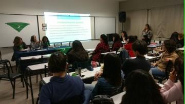 Debatieron sobre Educación y Derechos Sexuales y Reproductivos en la Facultad