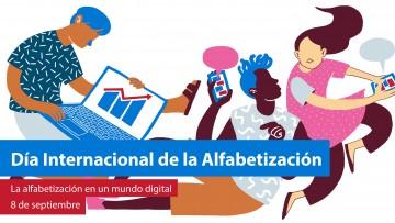 08 de septiembre: Día Internacional de la Alfabetización
