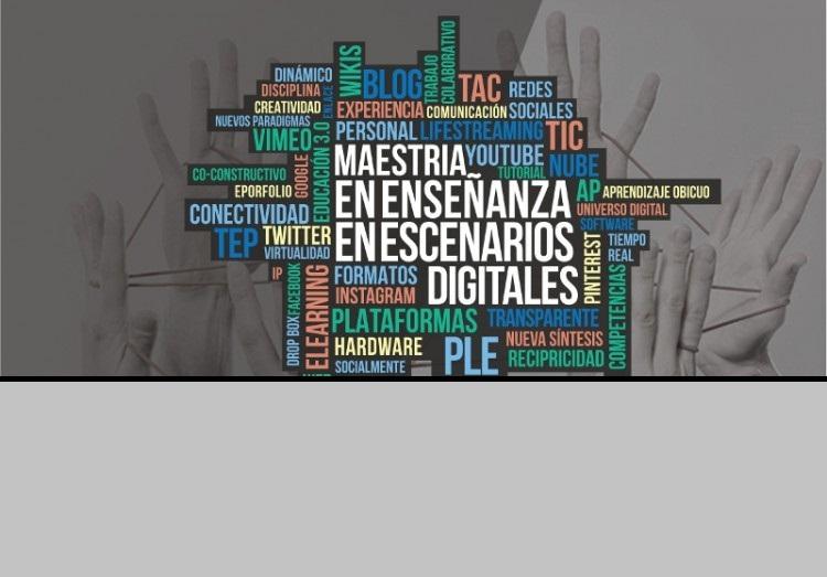 Abren inscripción a la nueva Maestría en Enseñanza en Escenarios Digitales