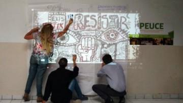 Estudiantes de la TUES realizaron taller en el PEUCE