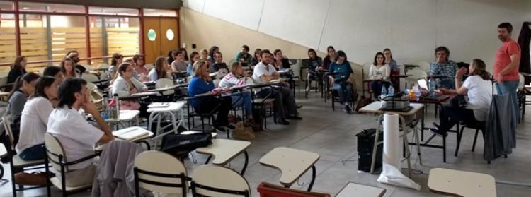 Se realizó el curso de Posgrado sobre el rol del Educador Social