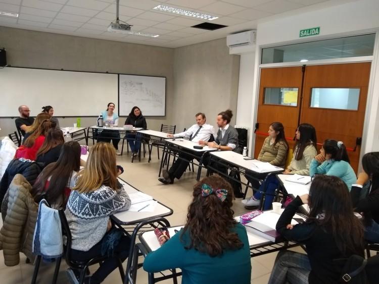 Finalizó taller sobre Educación y Derechos Humanos