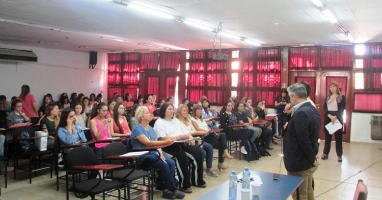 Analizaron la práctica docente en el Nivel Inicial