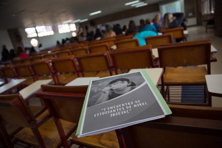 Se realizó el Primer Encuentro de Estudiantes de Profesorados de Nivel Inicial