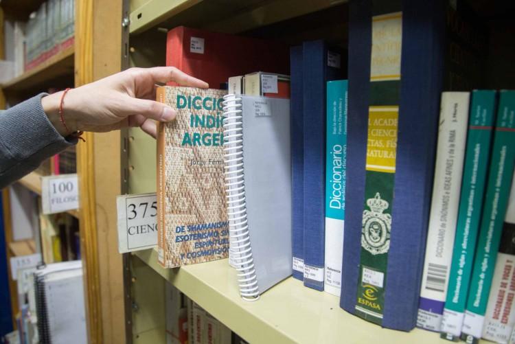 Tres días para tramitar préstamos especiales y devoluciones en Biblioteca de Educación