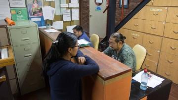 Horario de atención de la oficina de Dirección de Alumnos
