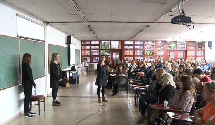 Se realizó Jornada de Protocolo Contra la Violencia Sexista