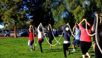 Inscriben a Unidad Curricular Electiva sobre juego y recreación