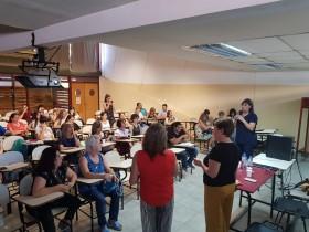 Unidiversidad | 11 de diciembre 2019 | Lenguaje inclusivo: continuará la sensibilización en Educación