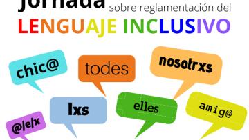 Intercambiarán ideas sobre el uso del lenguaje inclusivo