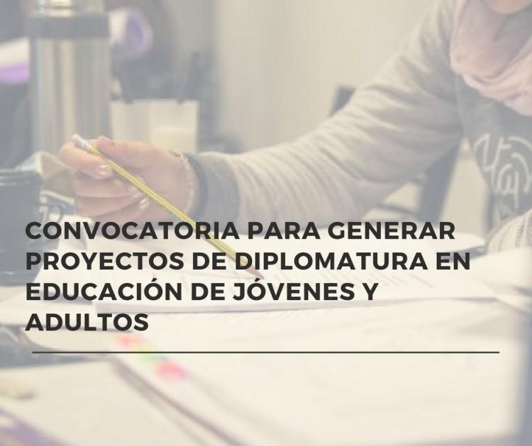 ¿Interesado en la Educación de Jóvenes y Adultos?