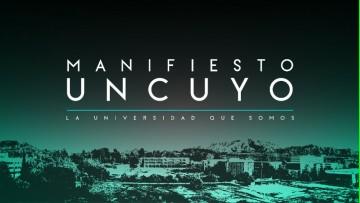 Manifiesto UNCUYO: la Universidad que somos se muestra en un ciclo de TV