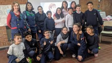 Estudiantes de la Escuela Carmen Vera Arenas se formaron para ser mediadores