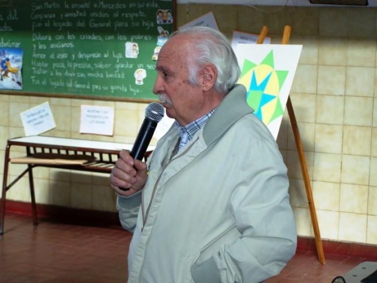 La comunidad de la FED lamenta el fallecimiento del Profesor Juan Mussa