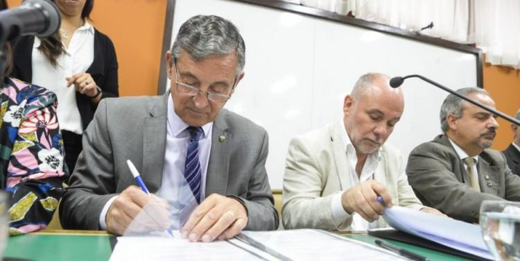 UNCUYO y DGE trabajan para mejorar el ingreso al nivel superior