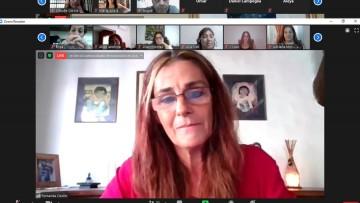 """Fernanda Ozollo: """"Tenemos que darnos cuenta cuáles son los caminos cognitivos y emocionales de nuestros estudiantes y reconocerlos como procesos de aprendizaje"""""""