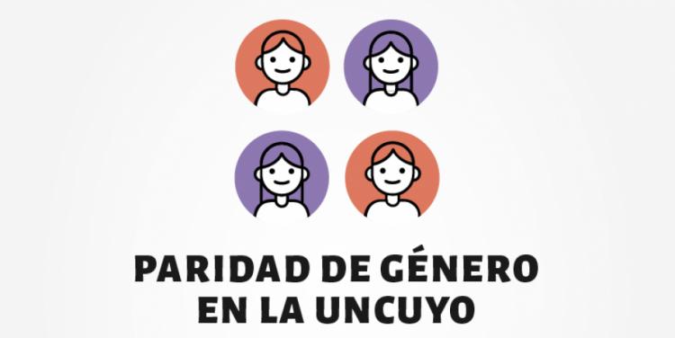 Una asamblea decidirá sobre la paridad de género para cargos electivos en la UNCuyo