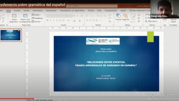 Analizaron el uso del gerundio en español