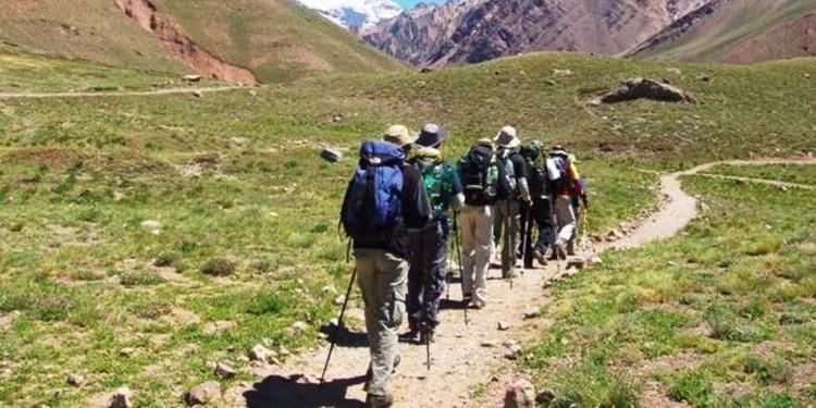 Propuesta de la UNCUYO en alta montaña