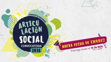 Convocatoria abierta para presentar proyectos socioeducativos