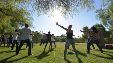 Ofrecen talleres recreativos para estudiantes y personal de apoyo