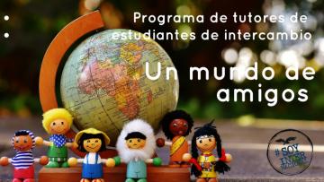 Convocan a estudiantes para ser tutores de extranjeros