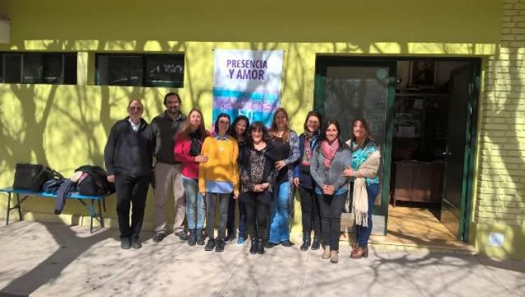 Brindarán orientación pedagógico-terapéutica en Escuela de Las Heras a través de un Proyecto de Extensión