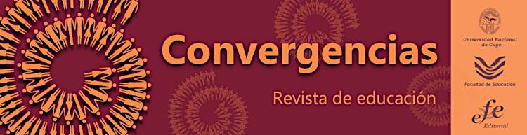 Convergencias. Revista de la Facultad de Educación