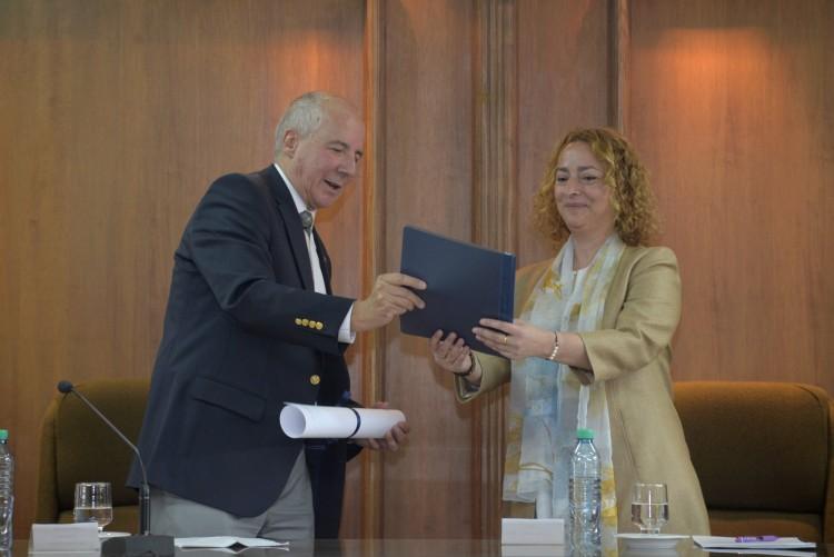 Dra. Cristina Jenaro Río: Doctora Honoris Causa