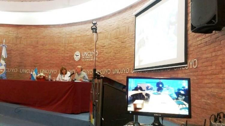 """Se realizó la Videoconferencia Internacional """"A 100 años de la Revolución Rusa"""""""