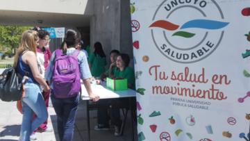 Se extiende convocatoria para  que estudiantes sean promotores de la salud