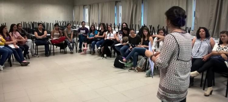 Se realizó Jornada de sensibilización sobre derechos y vínculos sociales del niño