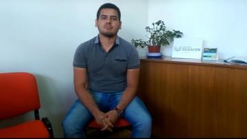 Lucas Gallo, nuevo abogado de la Universidad Nacional de Cuyo