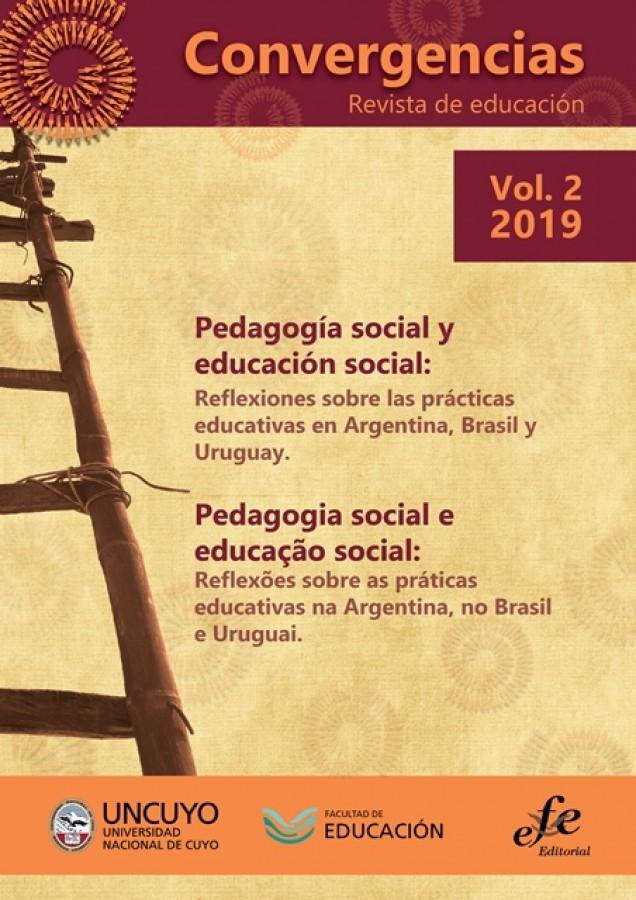 Vol. 2 Núm. 4 (2019): Pedagogía Social y Educación Social: Reflexiones sobre las prácticas educativas en Argentina, Brasil y Uruguay