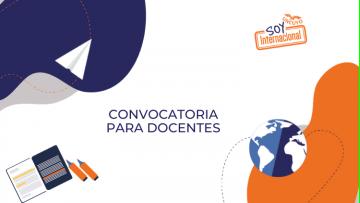 Extienden el plazo de la convocatoria para la internacionalización de los espacios curriculares en carreras de grado