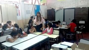 Impulsan la inserción de estudiantes y profesionales en el territorio