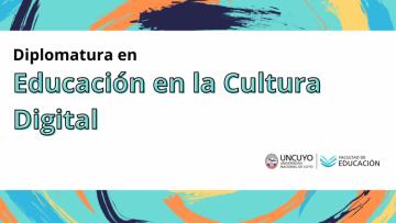 Diplomatura en Educación en la Cultura Digital