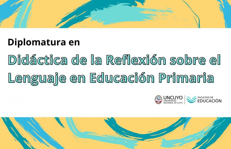 Didáctica de la reflexión del lenguaje en primaria será tema de una diplomatura