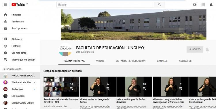 Reunión de Consejo Directivo se transmitirá por Youtube