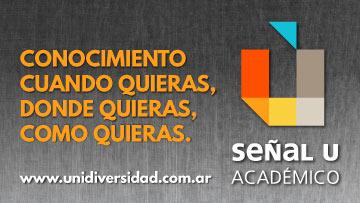 La Facultad en Señal U Académico: accedé a los videos de los Simposios de Lectura y Escritura y de Lingüística Cognitiva