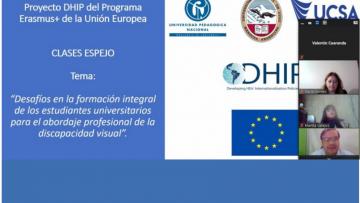Encuentro internacional sobre discapacidad visual reúne a diversos especialistas