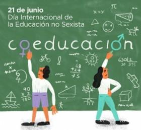 21 de junio: Día de la educación no sexista
