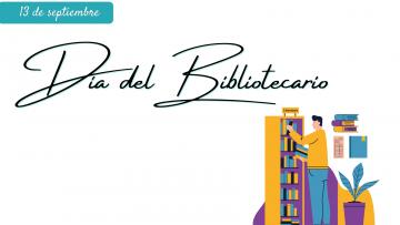 Se conmemora el día del Bibliotecario