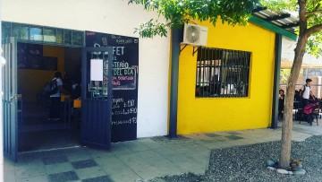 Cambio de ubicación del comedor de sede Centro
