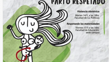 Realizarán charlas en el marco de la Semana Mundial del Parto Respetado