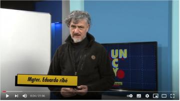 Asignaturas de la Tecnicatura en Educación Social filmaron una clase en señal U